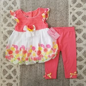 Nannette 2-Piece Outfit NEW 24 Months